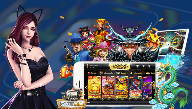 Secure Online Slot Gambling